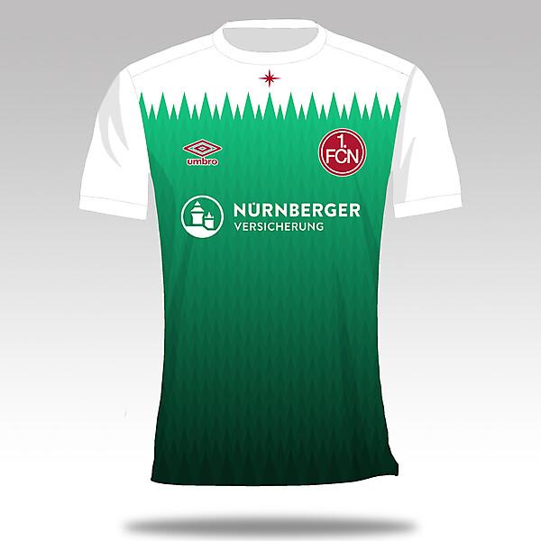 1. FC Nürnberg Xmas Away Kit