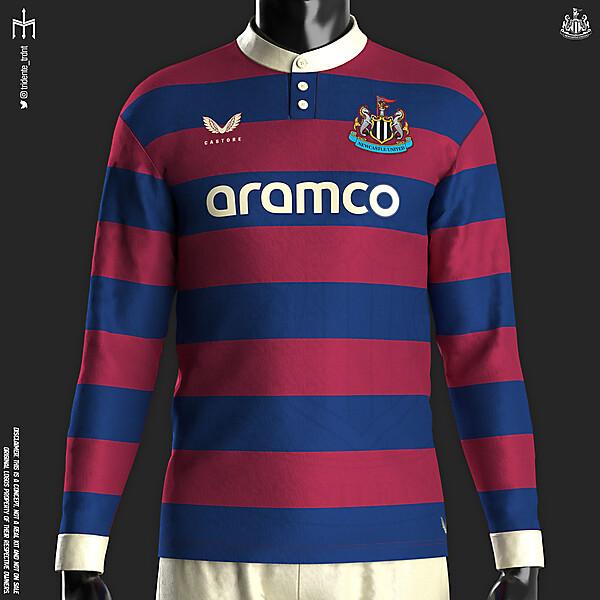 Newcastle United Football Club X Castore | Away kit | KOTW