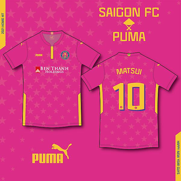 西贡 Saigon FC_Home