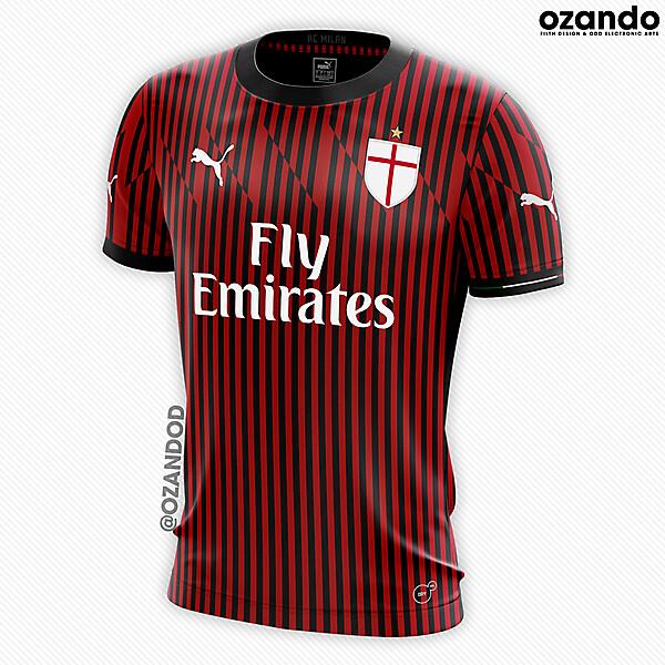 AC Milan x Puma | Home
