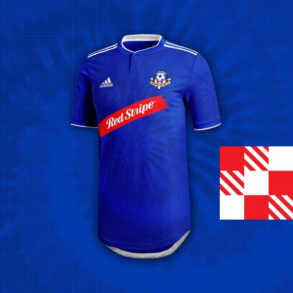 Adidas Portmore United Home Shirt