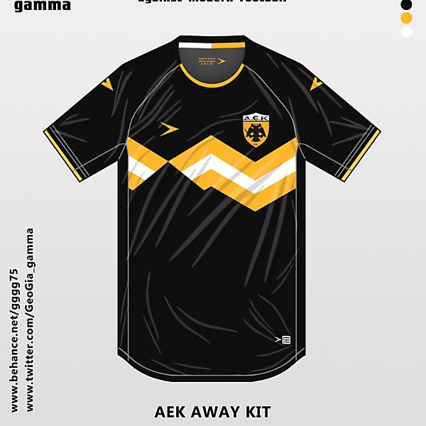 aek away kit