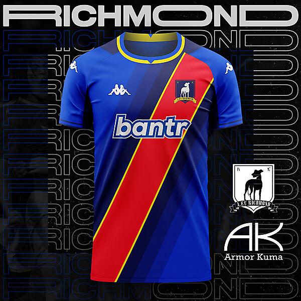 AFC Richmond Kappa Home Kit