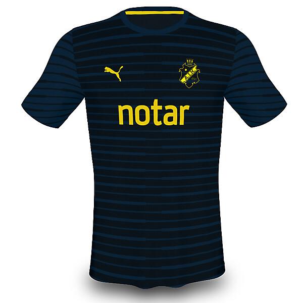 AIK Fotboll x Puma - Home Jersey