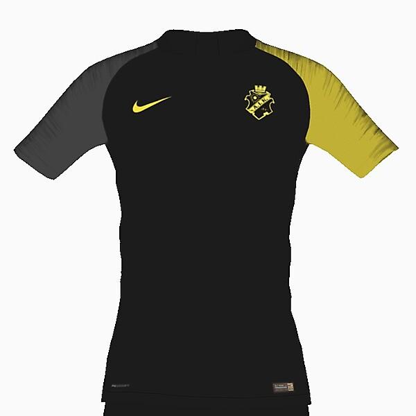 AIK home shirt