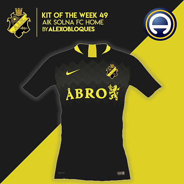 AIK Solna FC HOME