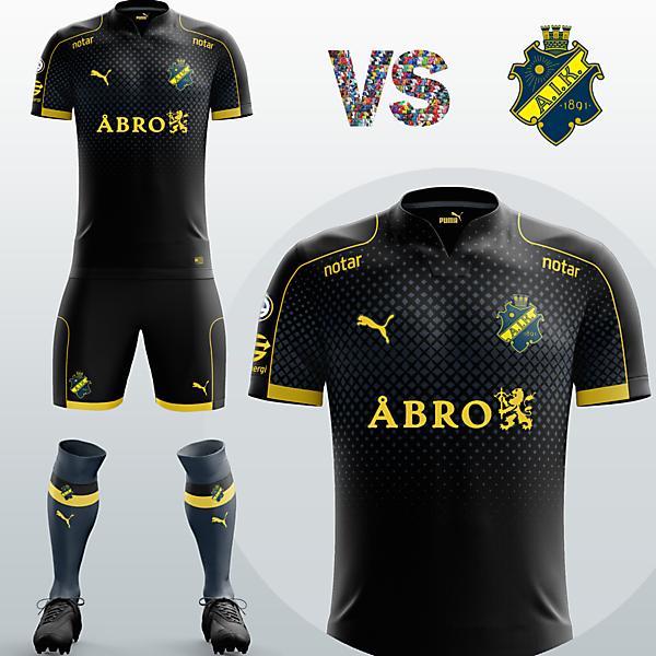 AIK Stockholm Home kit