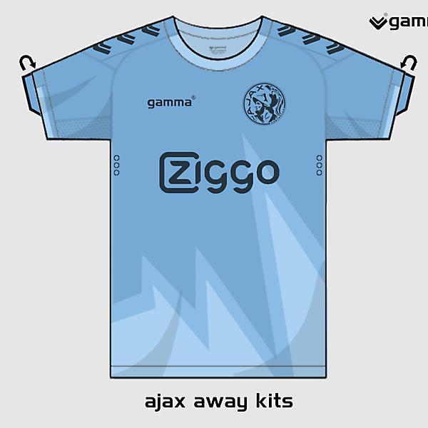 Ajax away kit