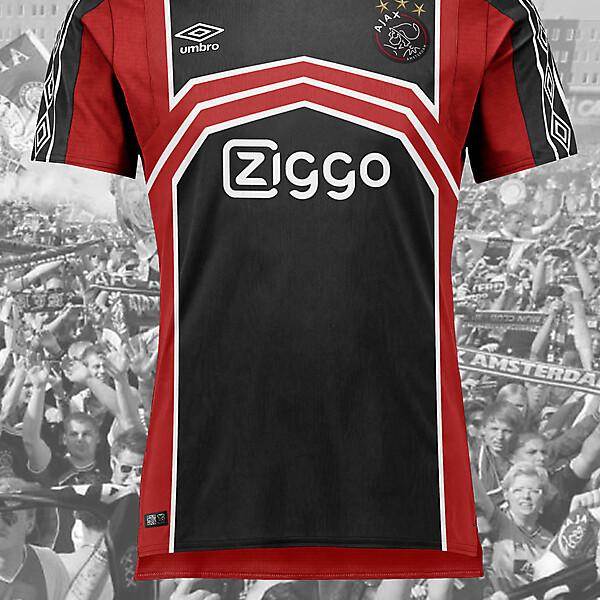 Ajax away Umbro