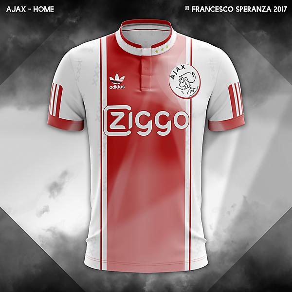 Ajax home by adidas originals