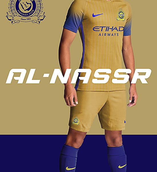 Al-Nassr FC x Nike