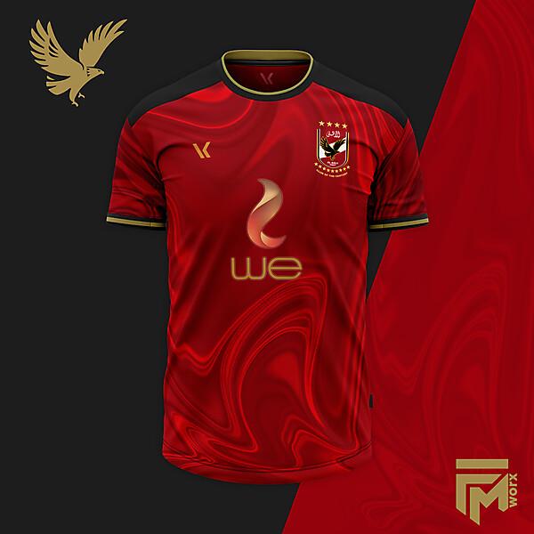 Al Ahly SC | Home Kit Concept