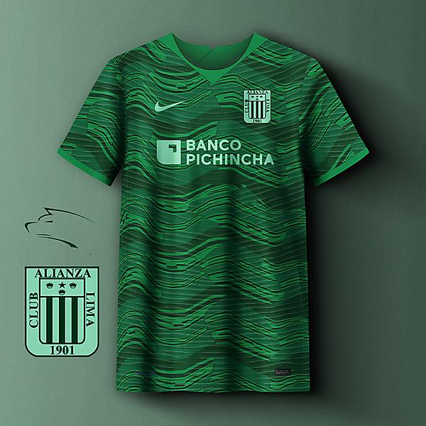 Alianza Lima - away