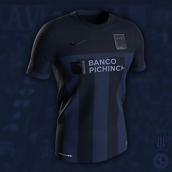 Alianza Lima | Away Kit Concept