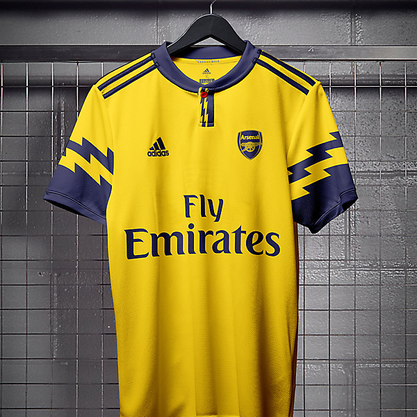 Arsenal - Adidas Third Kit