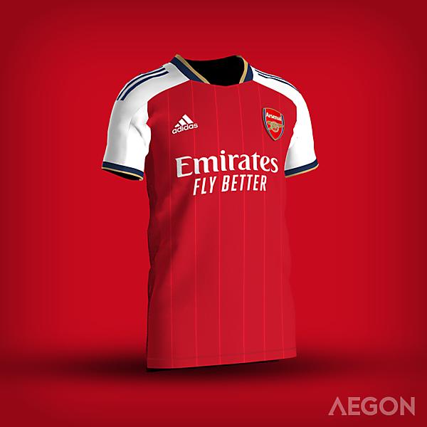 Arsenal FC - Home Kit