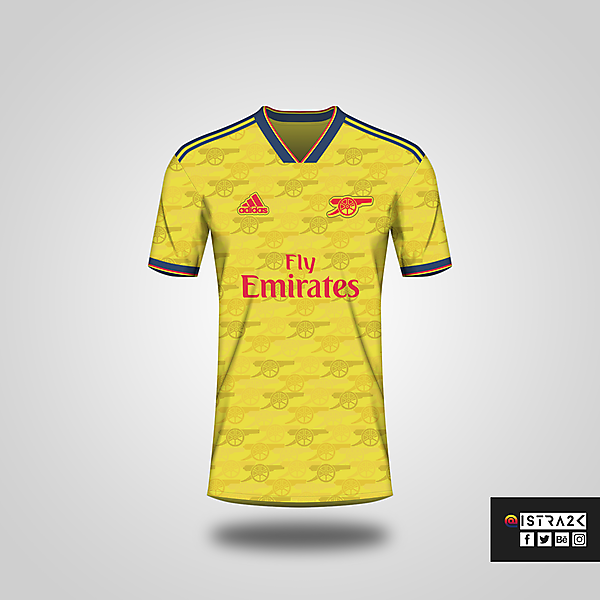 Arsenal FC X adidas - Away
