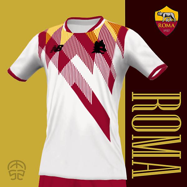 AS ROMA x NEW BALANCE (Away Kit)