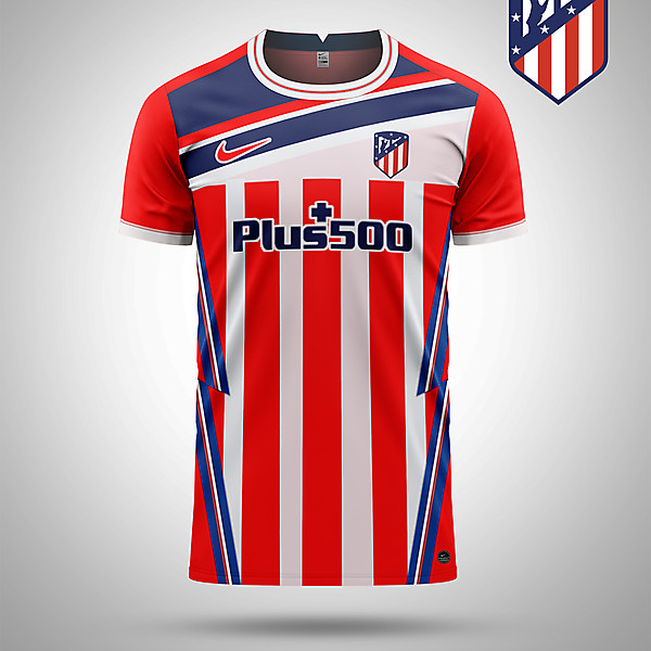 Athletico Madrid [home concept]
