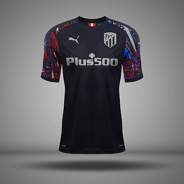 Atl. Madrid - Away Kit