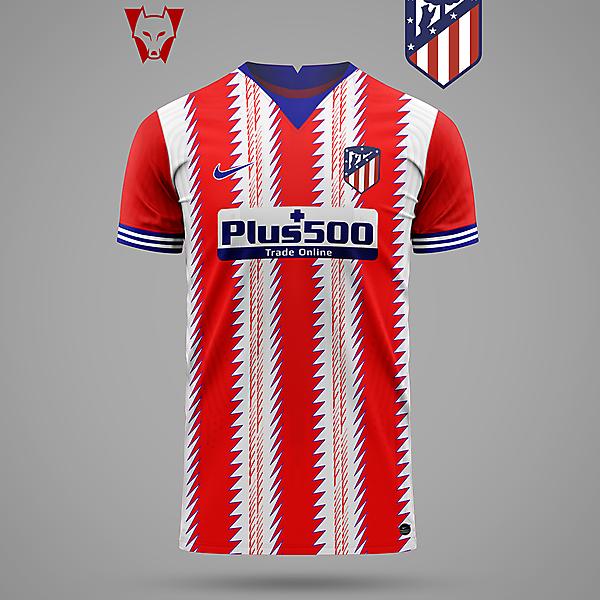 Atletico Madrid - home