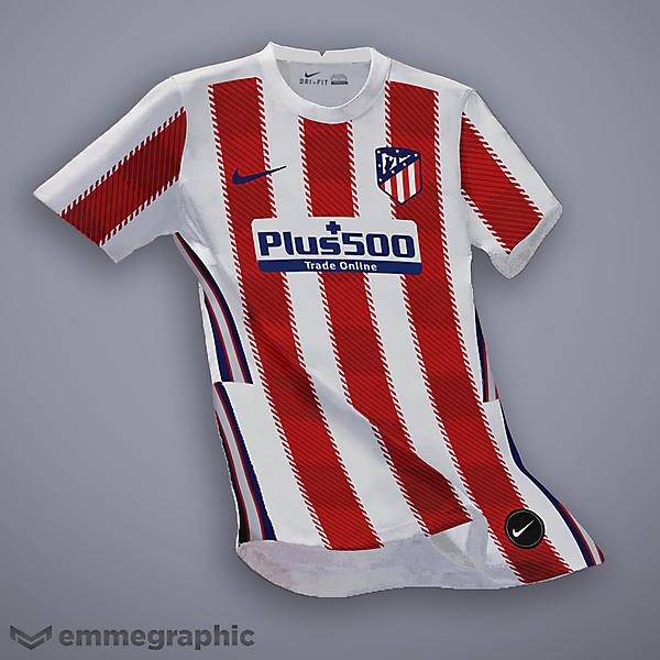 Atletico Madrid | Nike | Home