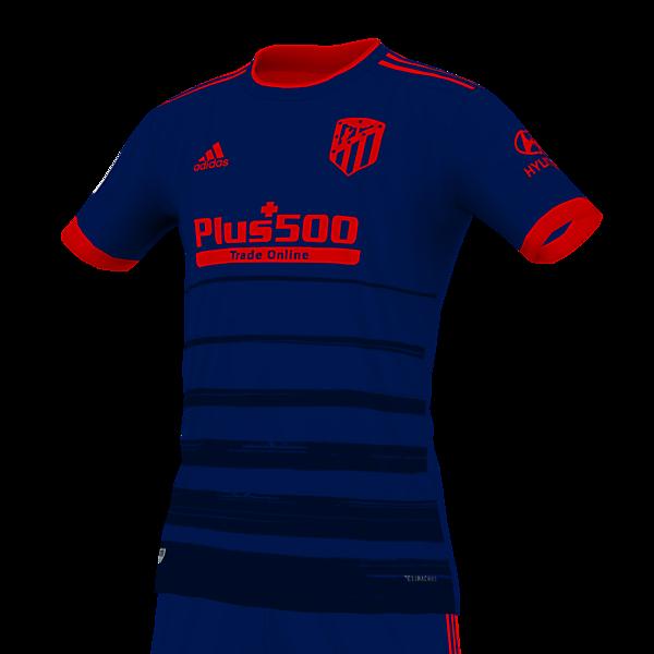 Atletico Madrid away x Adidas