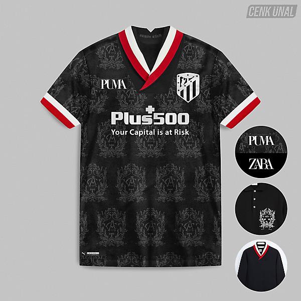 Atletico Madrid x Puma