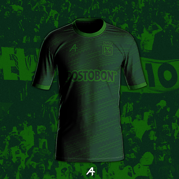 Atletico Nacional away kit
