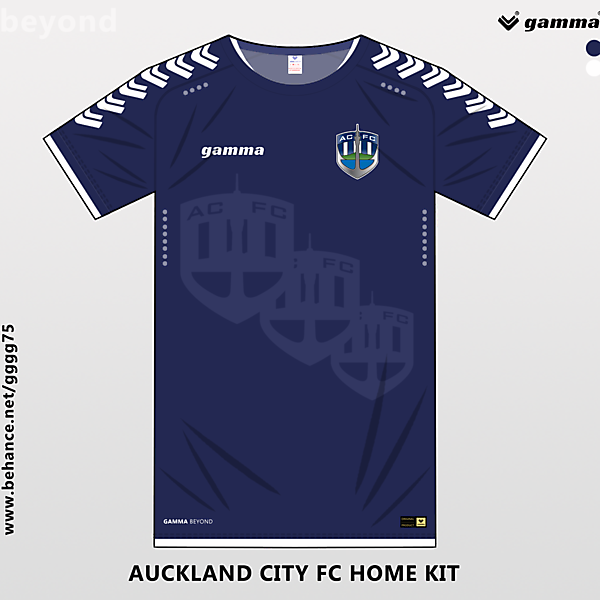 auckland city home kit