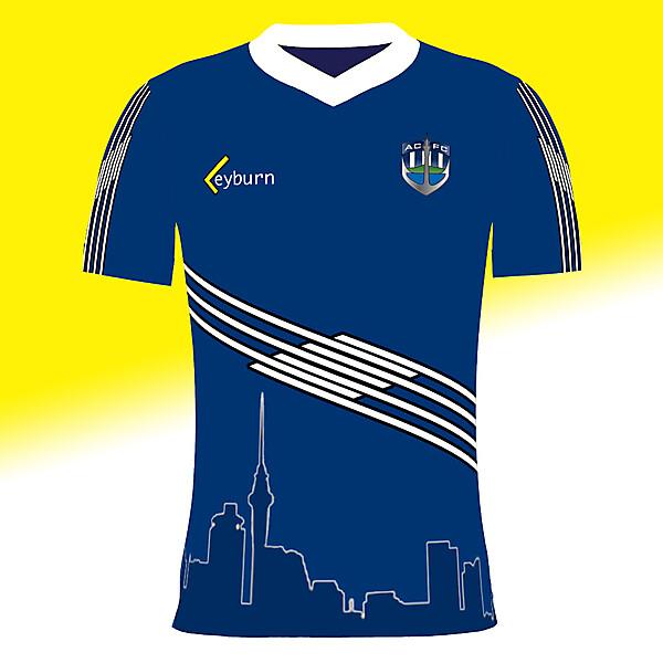 AucklandCity Home Shirt