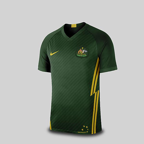 Australia away kit