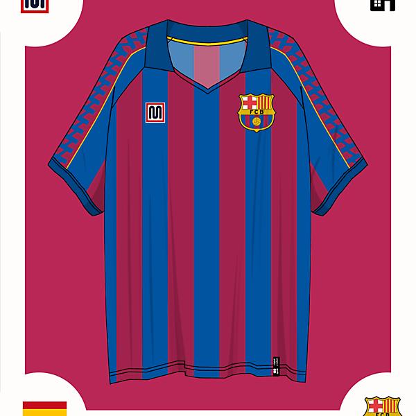 barcelona X meyba home