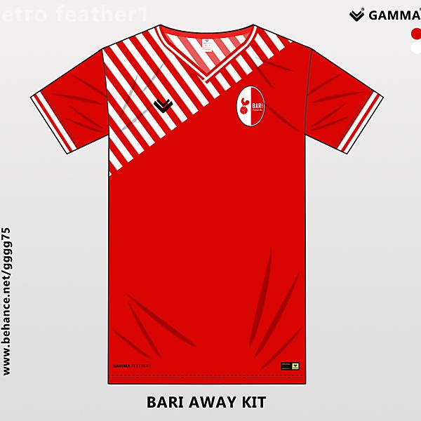 bari away jersey