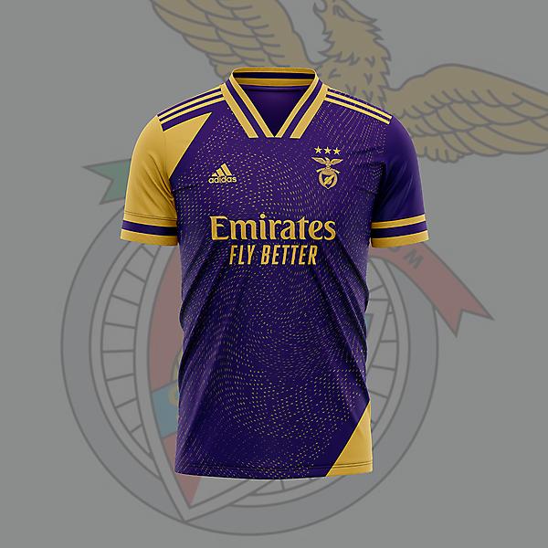 Benfica - away concept
