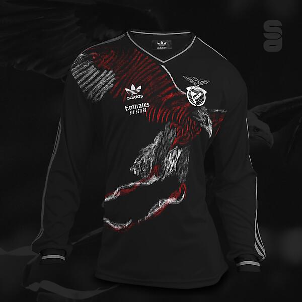 Benfica away kit