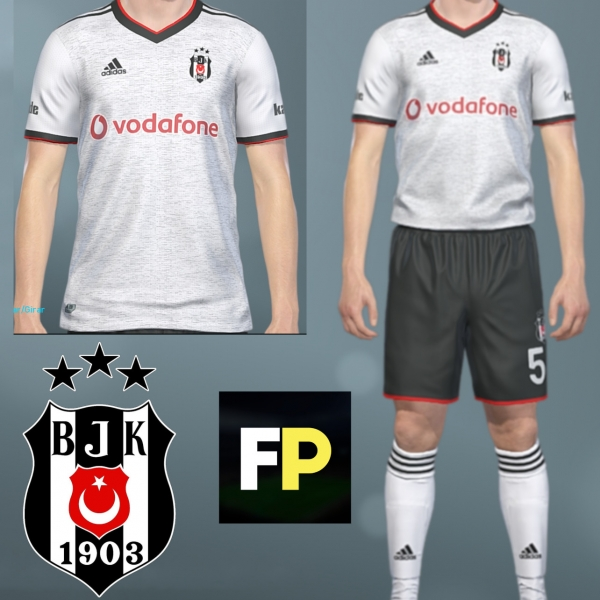 Beşiktaş Home 19-20 by @feliplayzz