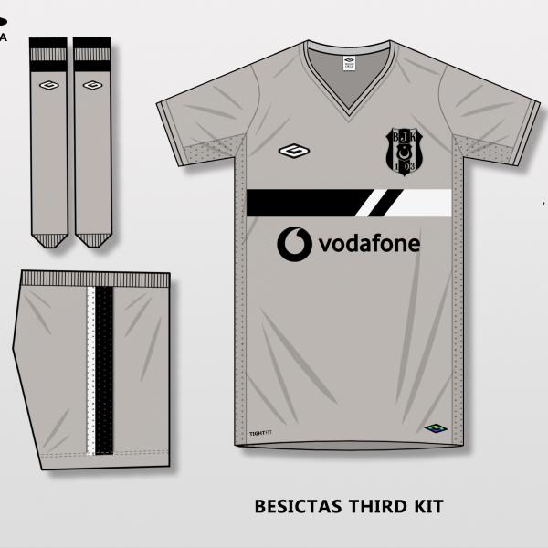 besiktas third kit