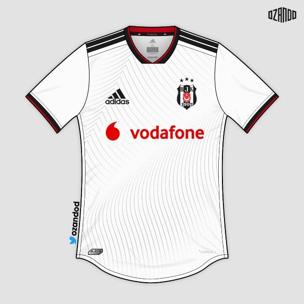 Beşiktaş x Adidas   Home