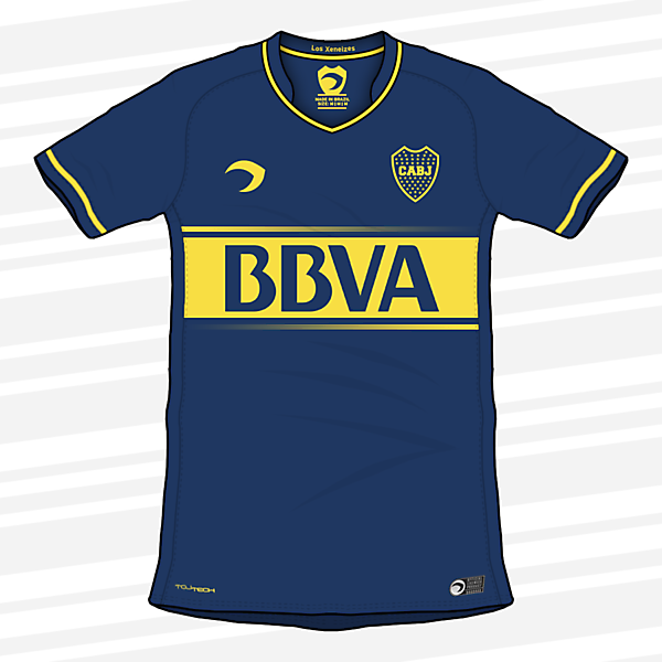 Boca Juniors | Home Shirt