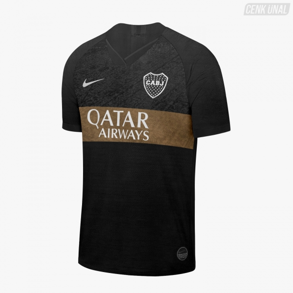 Boca Juniors x Nike