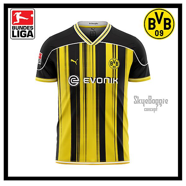 Borussia Dortmund concept kit