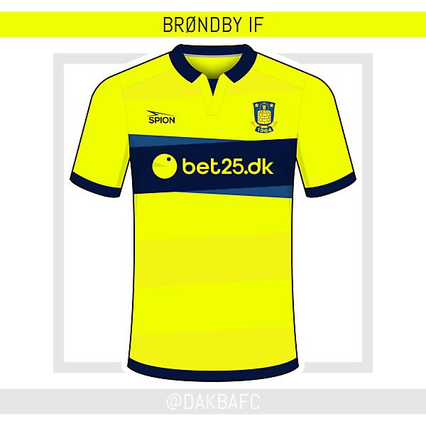 Brøndby IF Home - KOTW 9