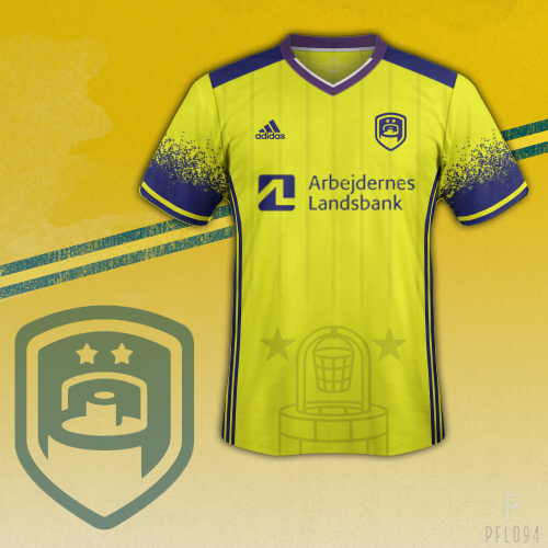 Brondby IF Home Concept