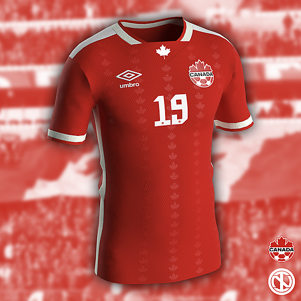 Canada | Home Kit Concept