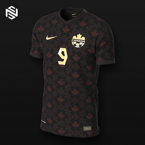 Canada Away x Nike