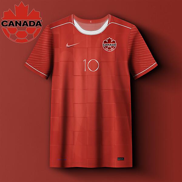 Canada National Team concept