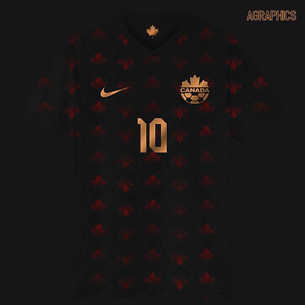 Canada x Nike