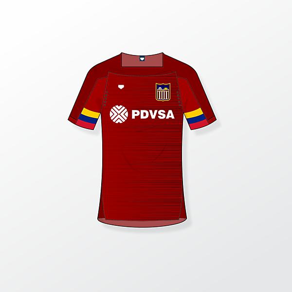 Carabobo FC [home kit]