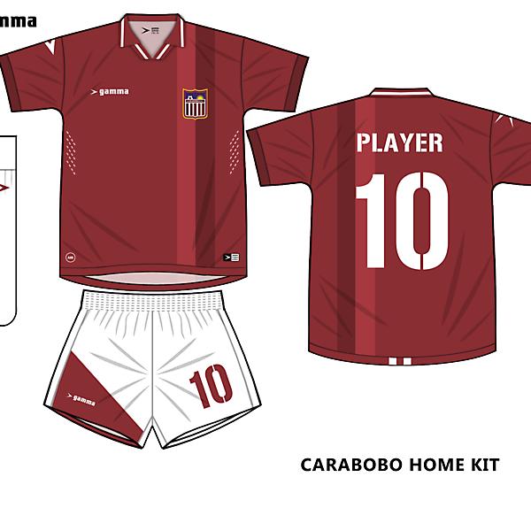 carabobo home kit